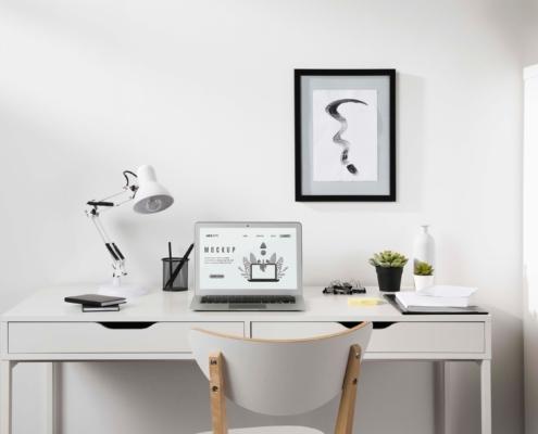 Cofersa - Blog - Oficina en casa - Escritorio