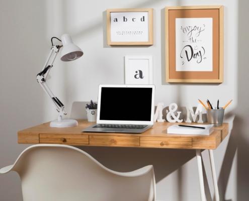 Cofersa - Blog - Oficina en casa - Espacio organizado