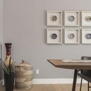 Cofersa - Construcciones y reformas - Blog - ¿Tus paredes están un poco vacías? ¡Aquí tienes algunas maneras fantásticas de decorar! - Pared decorada con colección