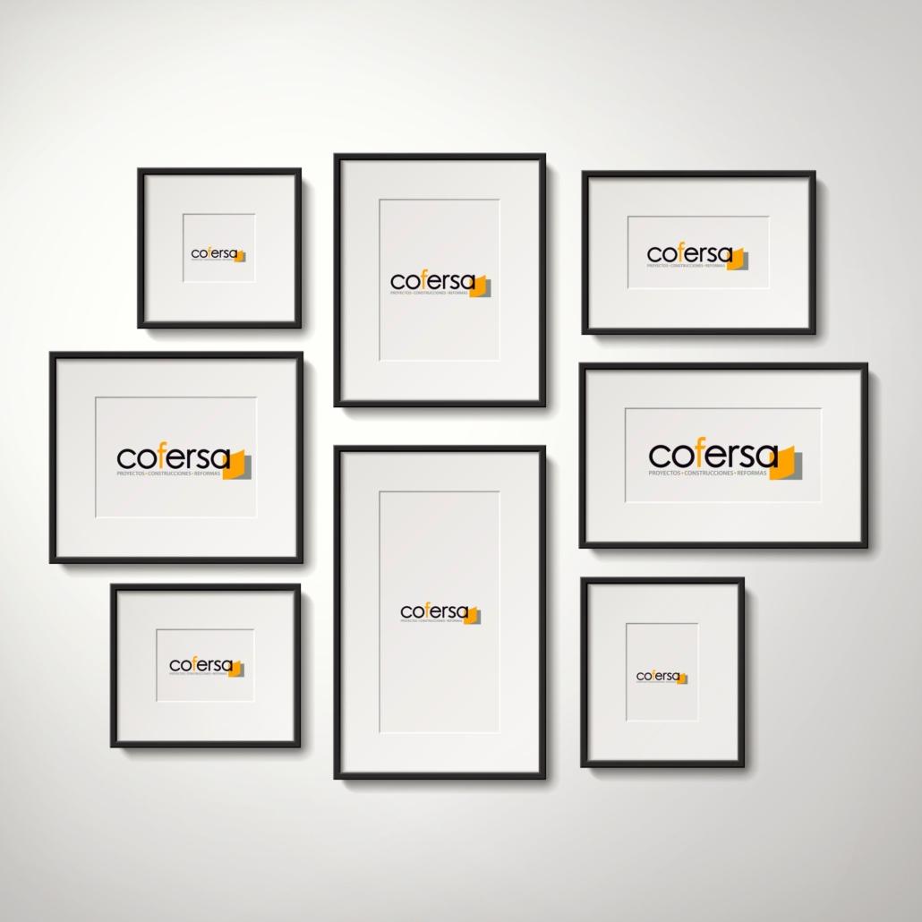 Cofersa - Blog- Cómo colgar cualquier cosa en tu casa - Cuadros cofersa pared