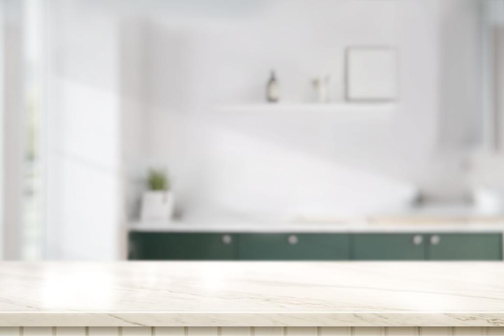 Cofersa - Blog- Consejos para una cocina moderna - Cocina difuminada